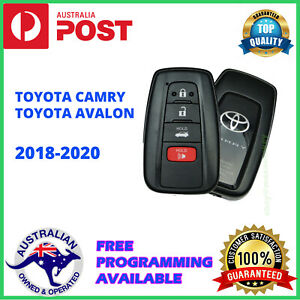 Toyota Camry 2018 Smart Key Genuine