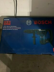 Bosch Rh540m 1 9 16in Sds Max Combination Rotary Hammer Drill