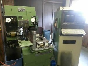 Sodick Bf275 Wire Edm Machine 1988