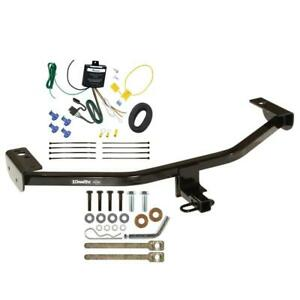 Trailer Tow Hitch For 13 18 Ford C max W Wiring Harness Kit