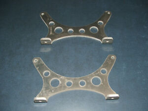 Mounting Brackets For Spun Aluminum Fuel Tanks Moon Speedway 8 To 9