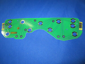 1959 Cadillac Caddy Gauge Cluster Circuit Board New Reproduction Improved Design