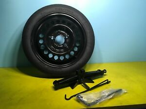 Spare Tire With Jack Kit 15 Inch Fits 2017 2018 Hyundai Ioniq