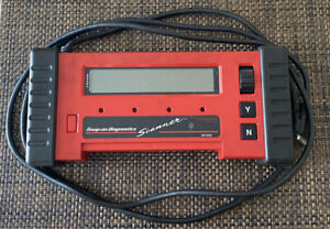 Snap on Tool Mt2500 Diagnostic Scanner red Brick Scan Tool Stop Guessing