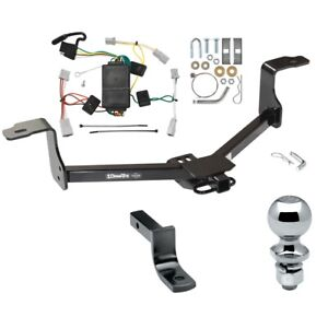 Trailer Hitch For 08 12 Accord 09 14 Tsx Complete Package Wiring Draw Bar Ball