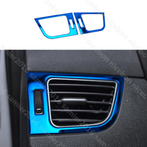 Fit For Hyundai Elantra 2011 2016 Steel Air Conditioning Dashboard Vent Cover