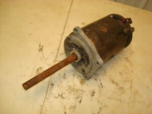 Ford 600 800 Tractor Starter