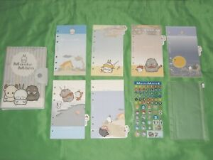 Compact 0 5 Binder Refill Lot Mashi Maro Planner Organizer Franklin Covey