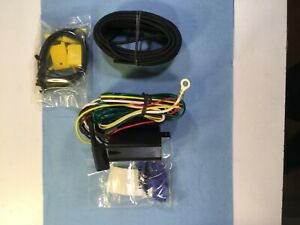 Trailer Tow Wiring Harness Tekonsha 119191 Isolated W Power Converter