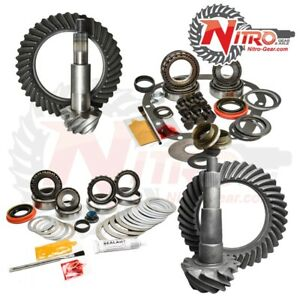 Nitro 11 Ford F250 350 4 88 Ratio Gear Package Kit