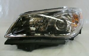 Chevrolet Ss Hid Headlight Assembly Lhs 2014 2017 Genuine 92275161 92285810