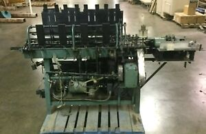 Bell Howell Phillipsburg Inserting Sealing Machine A340 10 W Attachments 2