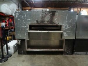 Wood Stone Fire Deck 11290 Gas fired Pizza Oven 120 Vac 50 60hz 2 Amps