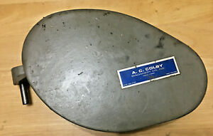 Very Nice South Bend Heavy 10 10l 10r Lathe Banjo Gear Guard Cover Assembly
