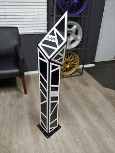 Aam Diamond Exhaust Stack Diesel Smokestack Cummins Powerstroke Duramax New