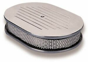 Holley Performance 120 141 Custom Oval Air Cleaner