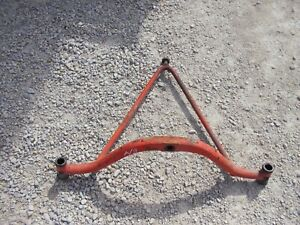Allis Chalmers B Tractor Ac Original Wishbone Style Widefrontend Wide Front End