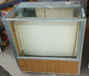 Display Case Show Stand Store Fixture Cabinet 37x35x24 Local Pickup Franklin Wi