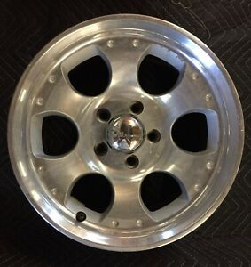 Mb Motoring Overdrive Series 15 X 8 With Center Cap
