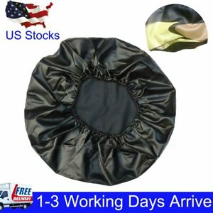 New Leather Spare Tire Cover 82212321 Fit For Jeep Wrangler Sahara 2007 2018