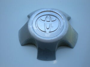 2005 2015 Toyota Tacoma Painted Silver Oem Center Cap P N 42603 Ad030