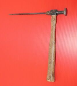 Blue Point Usa Vintage Bf 612 Auto Body Hammer Modified Tool