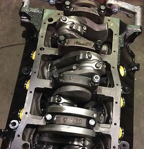 351w 393 Ford Non Roller Short Block Race Prepped Makes 500 hp Pump Gas