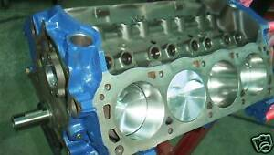 302 306ci Ford Short Block Race Prepped Makes 440 Hp Fits Nasa Rules Too