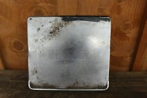 Vintage Industrial Singer Treadle Sewing Machine Table Pedal Parts