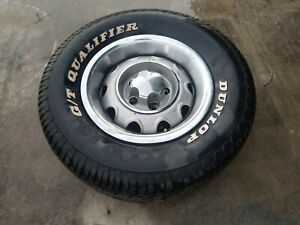 14 Mopar Ralley Dodge Chrysler Plymouth Charger Challenger Rally Spare Wheel Rim