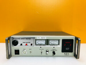Rod l M500avs5 0 To 5 Kv Output Voltage Ac Hipot Tester Tested