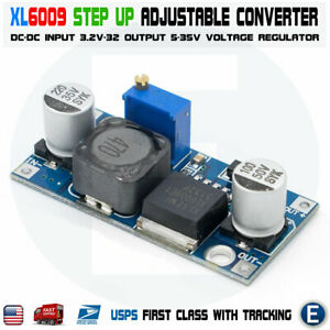 Xl6009 Boost Buck Module Dc dc Adjustable Step Up Down Voltage Converter