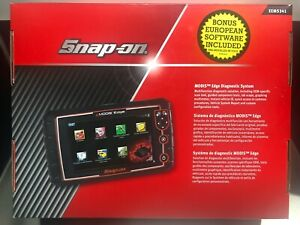 Snap On Eems341 Modis Edge Diagnostic System Scanner Brand New