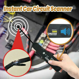 Instant Car Circuit Scanner Cable Wire Tracking Finder Detector Car Maintenance
