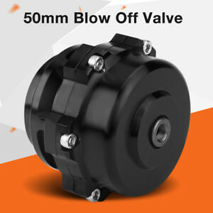 Universal 50mm 2inch Car Turbo Blow Off Valve Bov Kit With Adapter Spring
