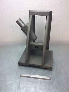 Bench Master Milling Machine Bench Top Column Casting W Data Plate