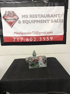 Manitowoc Oem 2009733 Ice Machine Control Circuit Board Complete Tested Working