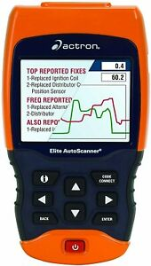 Actron Cp9690 Auto Scan Plus Tool Obd1 Obd2 Automotive Code Scanner Tools