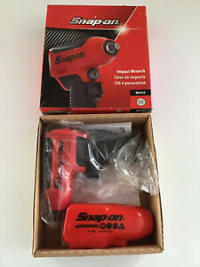 Snap On Mg325 3 8 Drive Air Impact Wrench 325 Ft Lb Torque