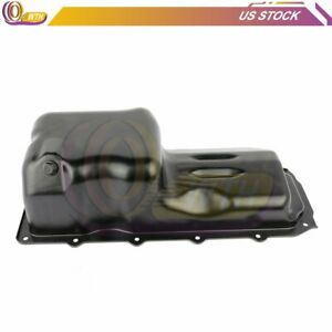 Engine Oil Pan For 1995 1999 Dodge Avenger Mitsubishi Eclipse 2 0l 264 208