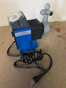 Pulsation Chemical Pump And Timer Plus Series T7
