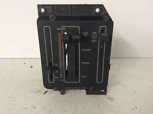 1979 1985 Mustang Heater Control Non Ac 79 80 81 82 83 84 85 Oem