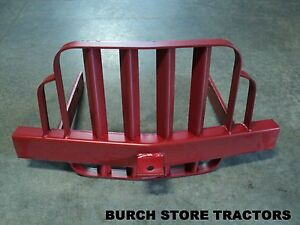 New International Ih Tractor Front Bumper 424 2424 2444 444 Usa Made