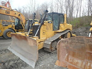 2014 Caterpillar D6t Xl Vp Crawler Dozer Clean Video 6 Way Blade Ripper