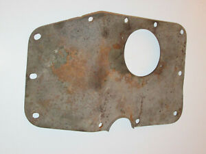 Willys Jeep Mb Gpw Slat Grill Military Ww2 Ford Transmission Floor Cover Plate