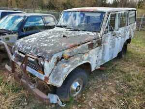 Toyota Landcruiser Land Cruiser Fj55 Parts Cars Trucks 940127