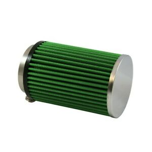Green Filter Clamp on Filter Id 2 5in H 6in
