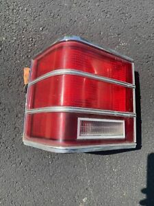 1979 1985 1991 91 Oem Mercury Colony Park Wagon Right Taillight Lens Driver Side