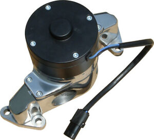 Proform Sbf Electric Water Pump Polished