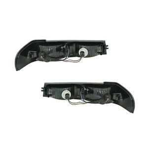 New Pair Of Turn Signal Light Fits Chevrolet Colorado Ls 2004 22876077 Gm2521189